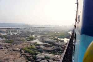 2. Bangalore and Train to Koppal - 106