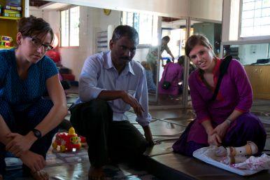 Prabhaker, Josina and Madison EIC